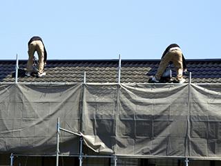 屋根および樋工事
