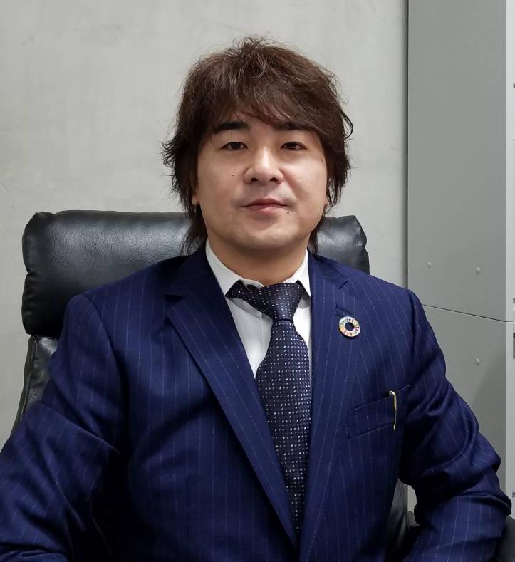 株式会社上遠野工業 代表取締役 上遠野 奇懐